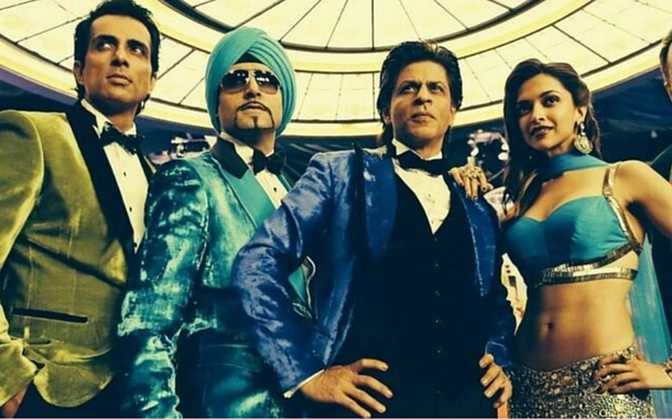 5 Bollywood movies that were shot in Dubai.