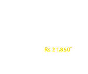 Dubai Packages from Rs 21,850*