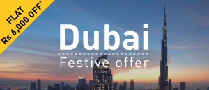 Dubai Festive Offer