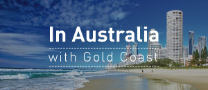 In Australia with Gold Coast