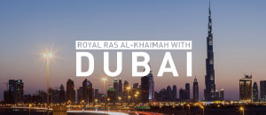 Royal Ras al-Khaimah with Dubai