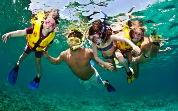 Best holiday destinations for families in 2015