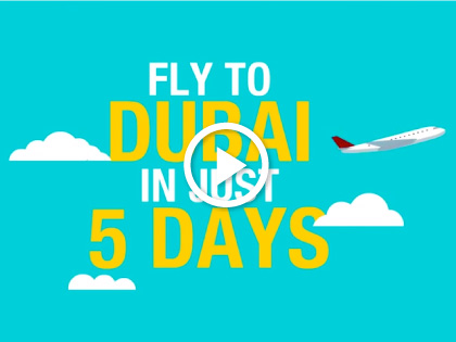 Dubai Visa in 5 Working Days