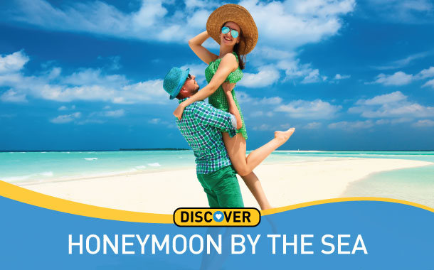Honeymoon by the sea