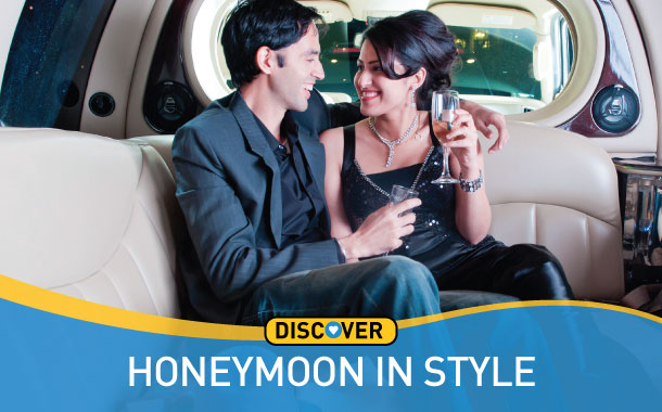 Honeymoon in style