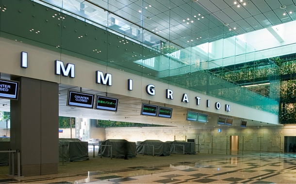 Dubai Airport Immigration