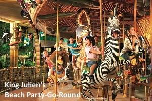 King Juliens - Beach Party Go Round