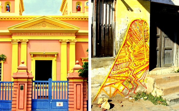 Soul Searching In The Heart Of Pondicherry
