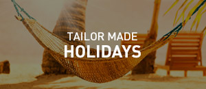 Tailor-made holidays