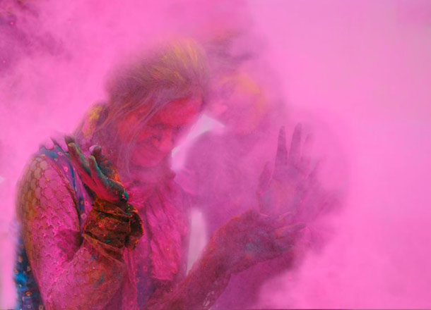 The Legend of Lathmaar Holi