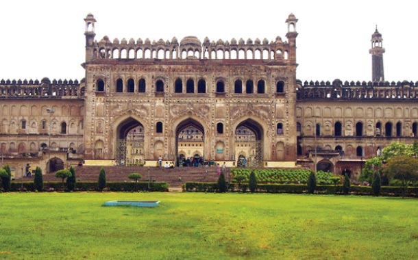 The Bhool Bhulaiya Of Lucknow Bada Imambara