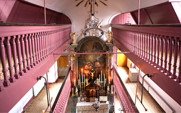 Our Lord In The Attic, Netherlands