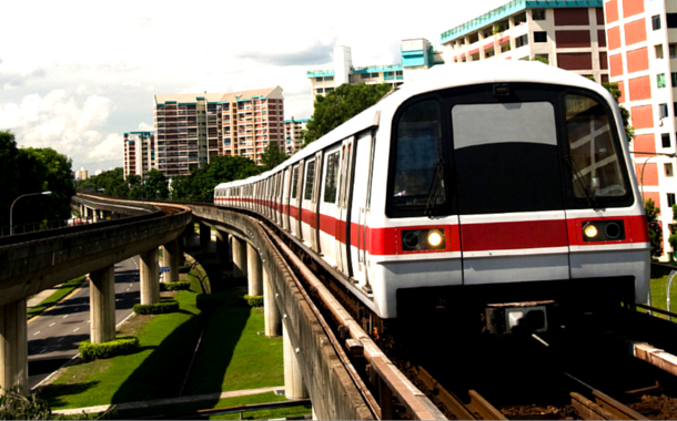Public Transport In Singapore