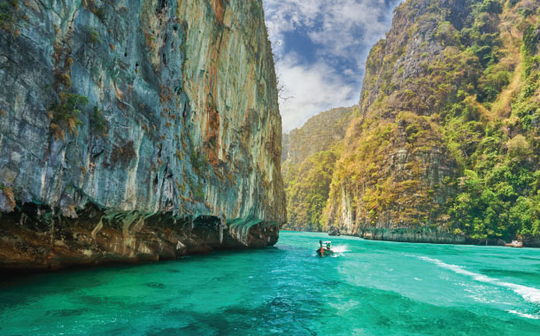 10 Best islands of Thailand