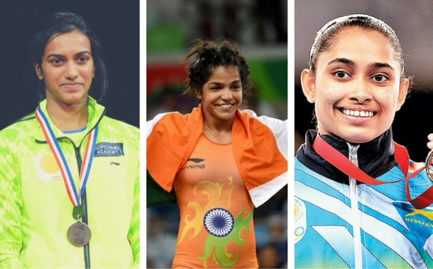 6 Interesting Facts About India's Leading Ladies at Rio Sindhu, Sakshi And Dipa