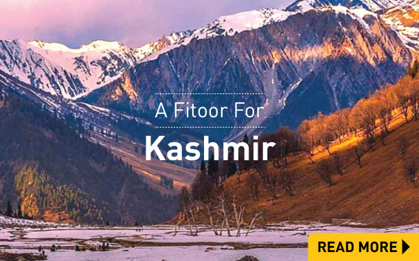 A Fitoor For Kashmir
