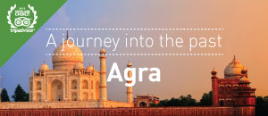 A journey into the past : Agra