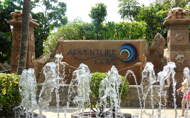 Adventure Cove Waterpark, Singapore