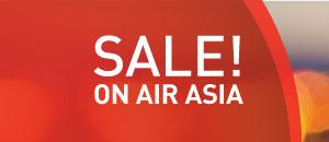 AirAsia Sale!