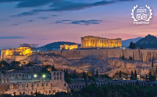 An archaeological tour of Greece