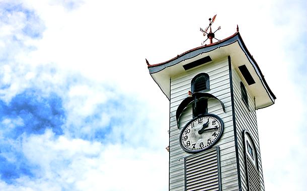 Atkinson Clock Tower, Kota Kinabalu, Malaysia