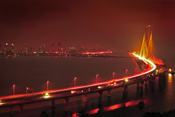 Bandra Worli Sealink, Mumbai