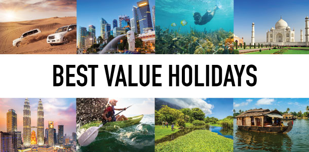 Best Value Holidays