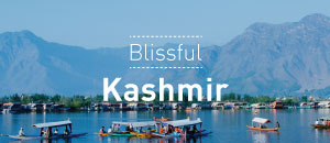 Blissful Kashmir