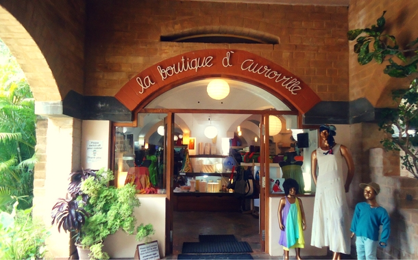 Boutique, Auroville