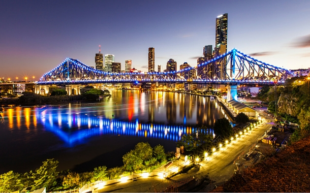 Brisbane Queensland Story Bridge