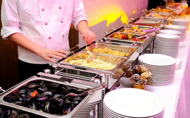 Buffet Breakfasts at Hotels