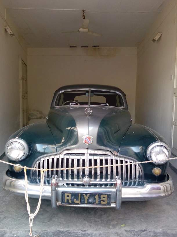 Buick Super Saloon