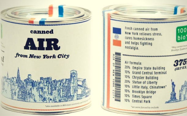 Canned Air of NYC