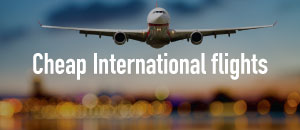 Image result for cheap international flights