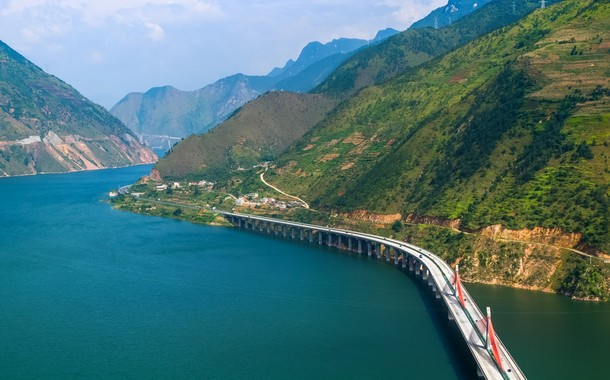 China National Highway 010