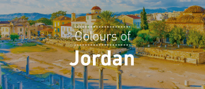 Colours of Jordan