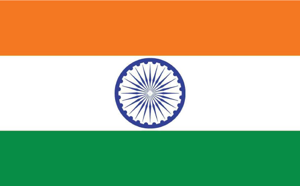 Current Indian Flag
