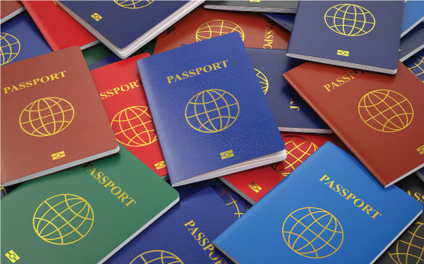 Different Passports