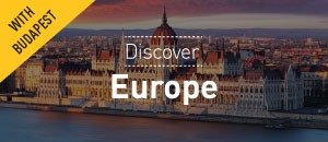 Discover Europe with Budapest