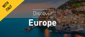 Discover Europe with Italy