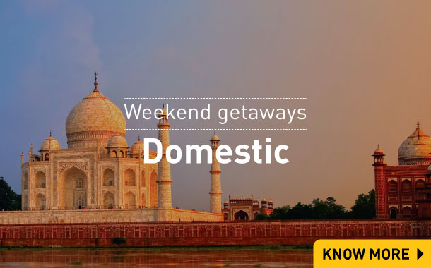 Weekend Getaways in India