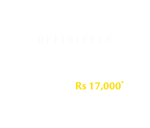 Dubai Packages from Rs 17,000*