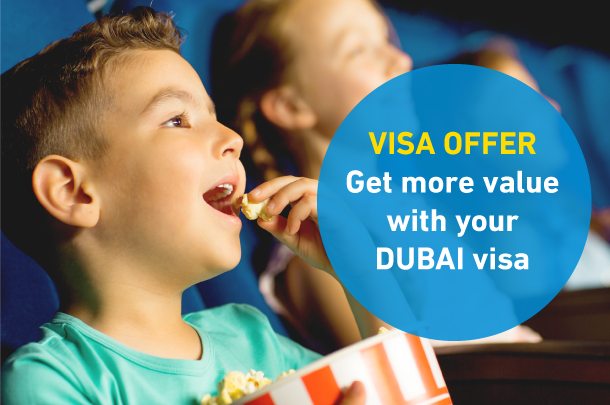 Dubai Visa Offer
