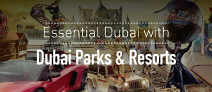 Essential Dubai with Dubai Pa...