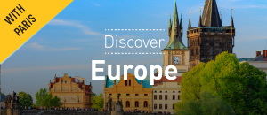 Discover Europe with Paris