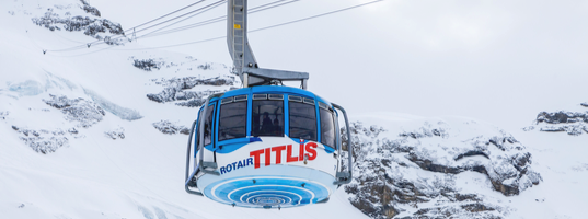 Excursion to Mt. Titlis