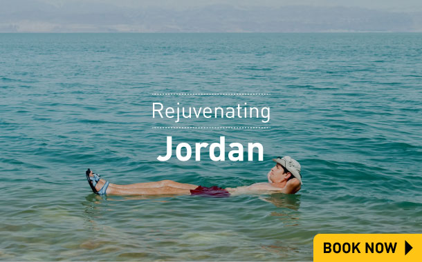 Experience the magic of Rejuvenating Jordan