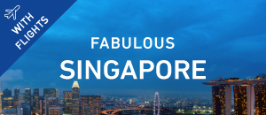 Fabulous Singapore with Flights