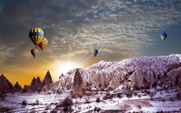 Fairy Chimneys, Turkey