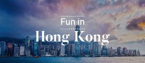 Fun in Hong Kong